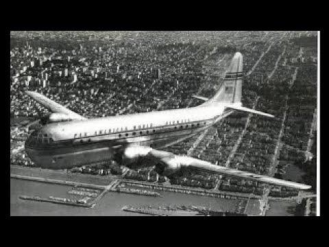 fsx. Полный полёт на Boeing 377 Stratocruiser