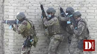 Scuola di Fanteria di Cesano: addestramento al combattimento