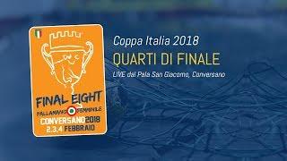 Coppa Italia 2018 | Quarti di Finale
