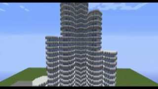 Burj Khalifa - Minecraft Timelapse + Download Link