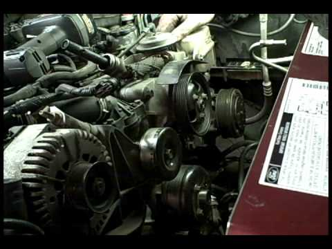 4.0 SOHC Ford Explorer Engine Replacement part 2 - YouTube