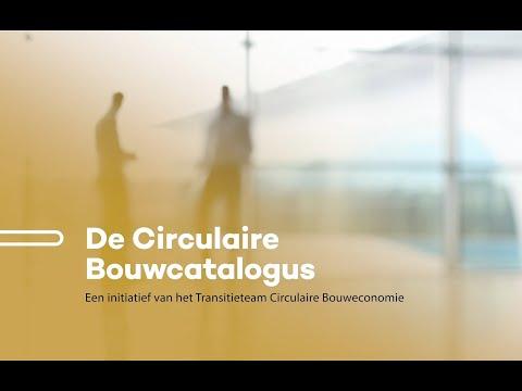 De Circulaire Bouwcatalogus; een bron van inspiratie
