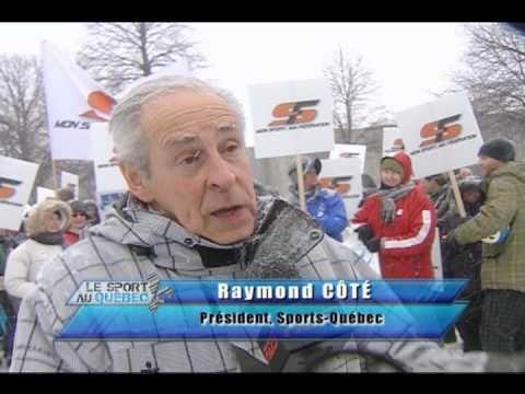 Le Sport Au Québec reportage manifestation des fédérations sportives 2011