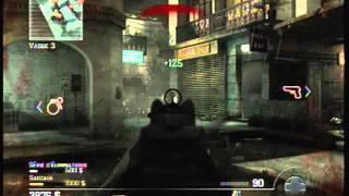ALEXDUQUEBEC Call of Duty MW3 ( XBOX360 ) Mode Survie Test