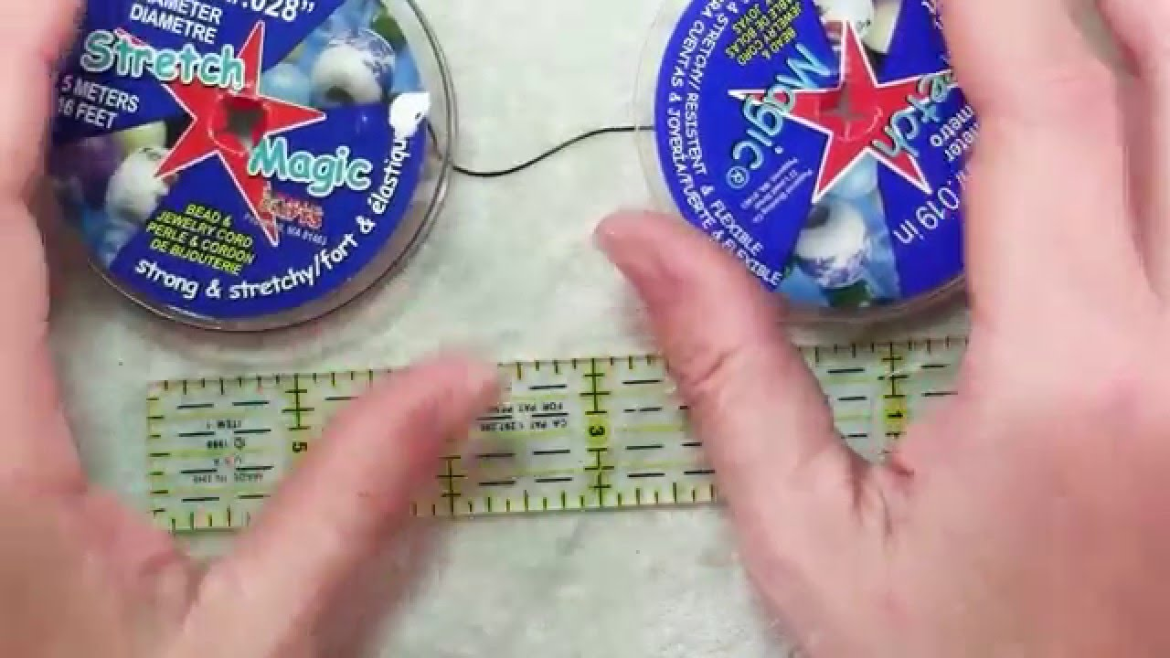 0f83ab0c19726 How To Use Jewelry Elastic Cord
