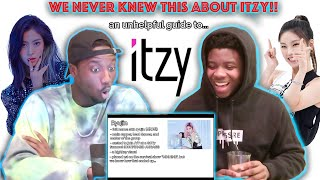 An Unhelpful Guide to Itzy (REACTION)
