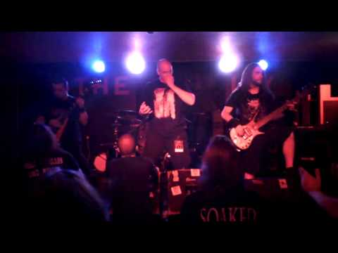 Cerebral Bore - 3 - Entombed In Butchered Bodies - The Ivy, Sheerness - 30th January 2013