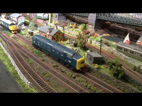Dave`s Model Railway New Speakers to the Class 37`s +Deltic