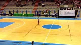 WFNBTA 2015 WORLD CHAMPIONSHIP  ITALY  Galeotti Francesca LG2 vallesina twirling