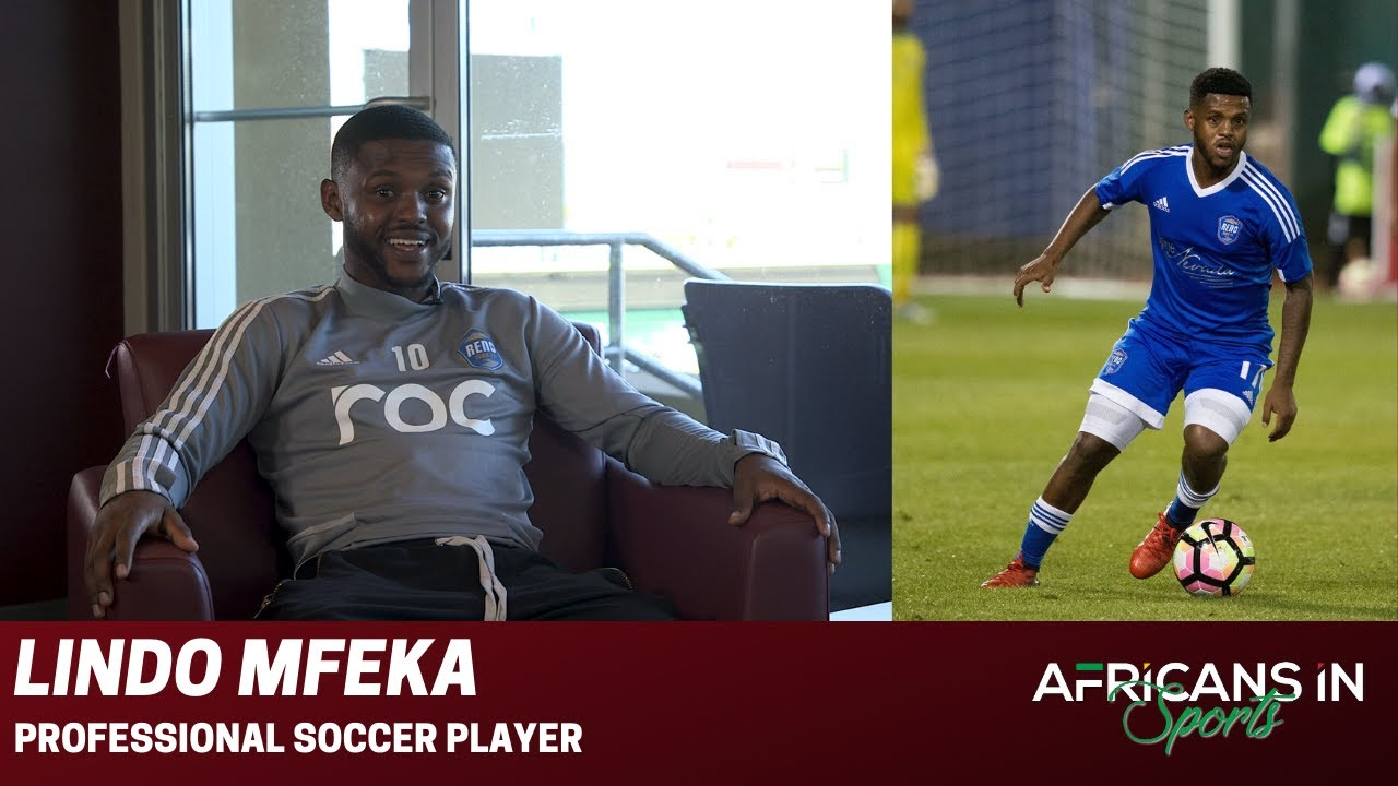 Lindo Mfeka | Reno 1868 FC Star Talks Culture Back in SA and Adjusting to Life In The US | AIS