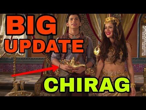 Chirag Mill Gya Big Update, Aladdin–Naam Toh Suna Hoga || Aladdin  Ep Upcoming 191, 192
