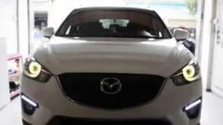 Mazda CX-5 Exact Fit LED Daytime Running Lights(, 2015-07-18T00:54:53.000Z)