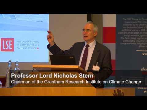 The Stern Review +10: new opportunities for growth and development - Lord Stern