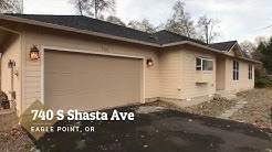 740 S Shasta Ave, Eagle Point, OR