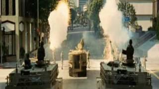 Dragon War super video 2009