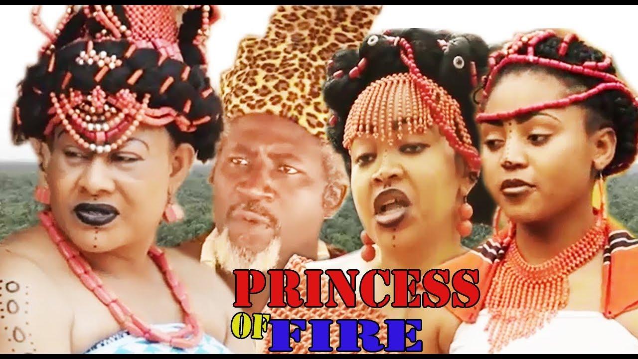 Download Princess Of Fire  Season 2  Regina Daniels  2019 Latest Nigerian Nollywood Movie