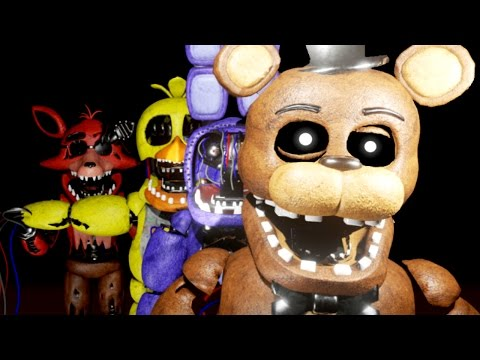 Five Unreal Nights at Freddy's 2 3D