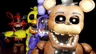 Five Unreal Nights at Freddy s 2 3D