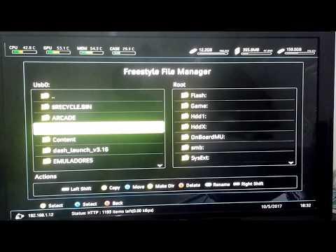 Emuladores Xbox 360 rgh - como fazer funcionar