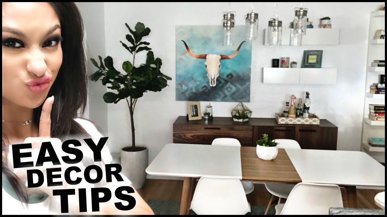 DECORATING FOR DUMMIES | BEGINNERS FIRST STEPS!