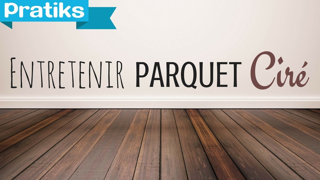ga l vous apprend entretenir un parquet youtube. Black Bedroom Furniture Sets. Home Design Ideas