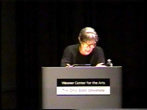 Mary Woronov lecture at Wexner Center for the Arts