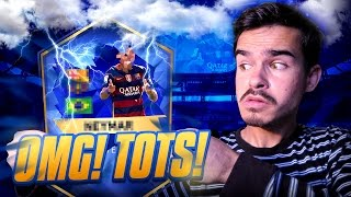 FIFA 16 : OMG BEST OF 100K FIFA POINTS TOTS PACK OPENING !!