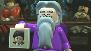 LEGO Harry Potter Years 1-4 Walkthrough Part 12 - Year 4 - 'The Quidditch World Cup & Dragons'
