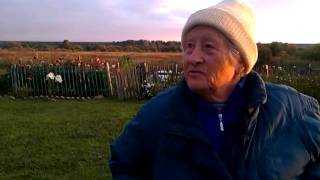 Стихотворение бабушки о родной деревне. Костромская обл., дер. Калинино.