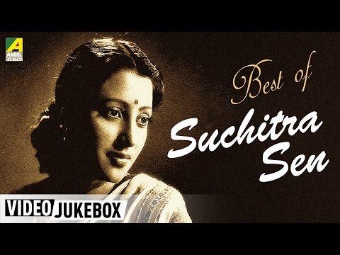 Best of Suchitra Sen I Ke Tumi Amke Dako | Bengali Movie Songs | Video Jukebox I Volume 3