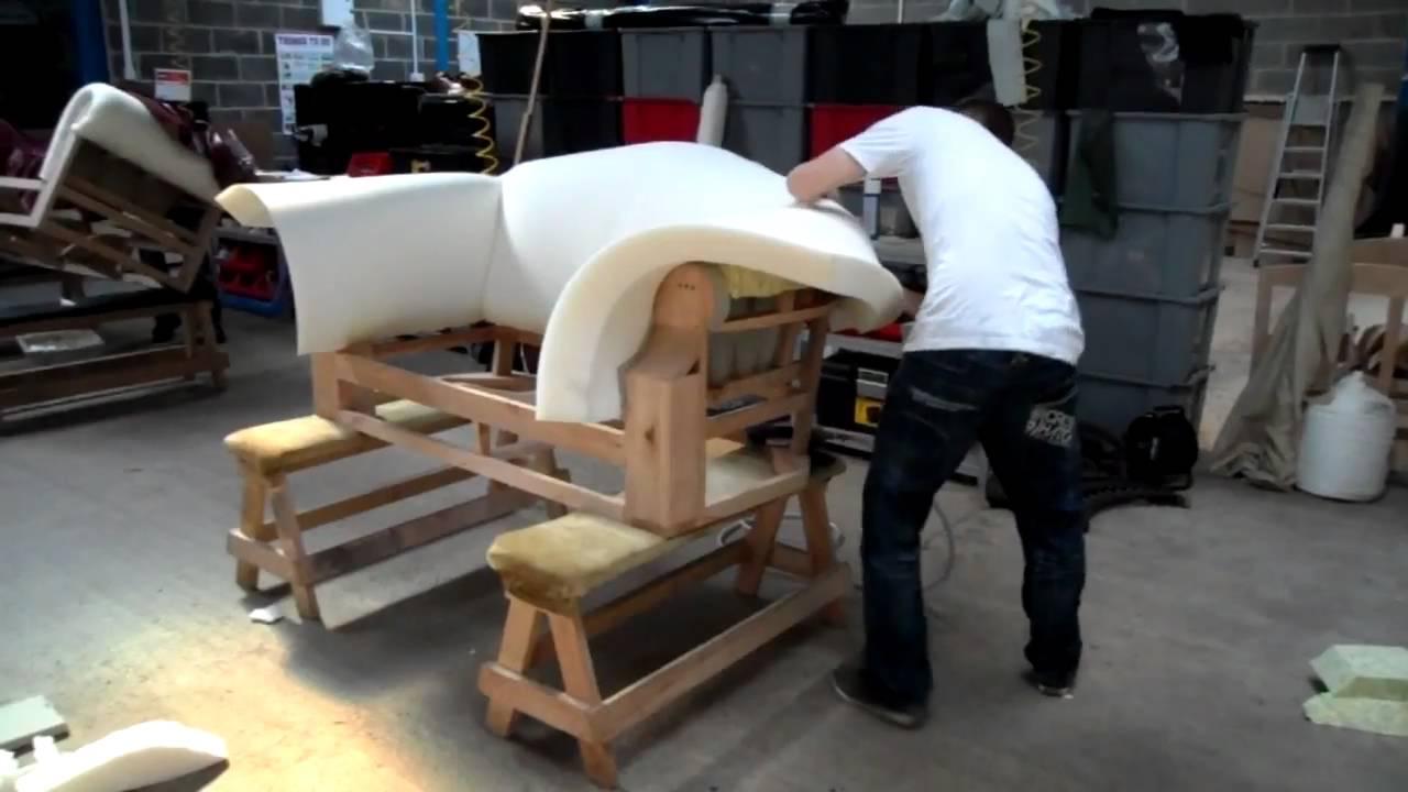 Apprentice Upholsterer  YouTube