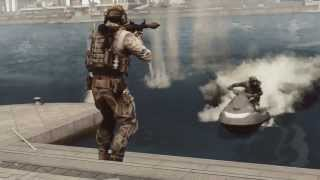 Battlefield 4 Cinematic Trailer