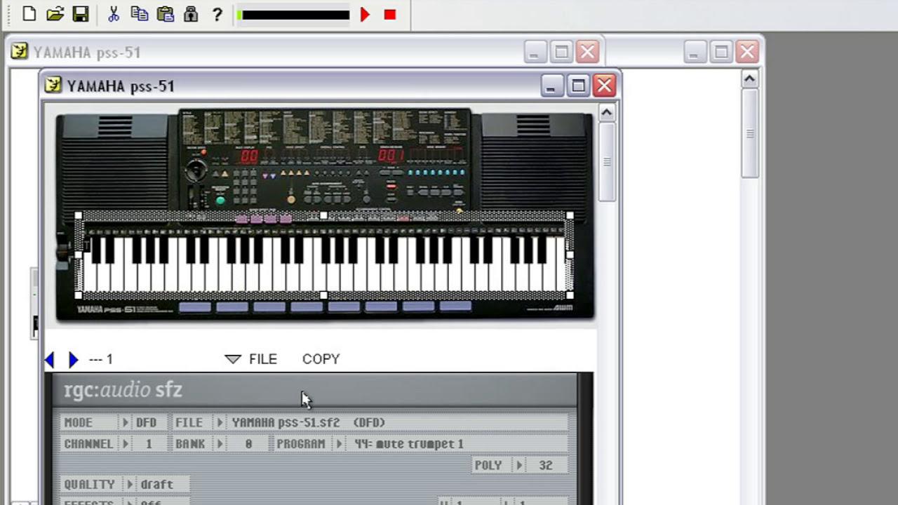 Yamaha Cs  Youtube
