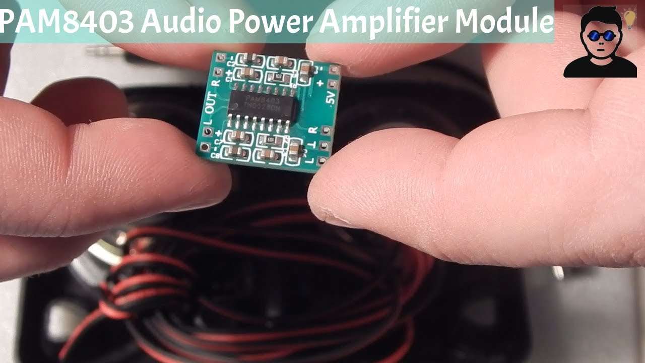 Super amplifier of sound speakers with usb power supply(module PAM8403)