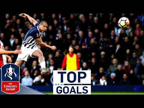 rondon's-insane-volley-and-tadic's-cheeky-chip!- -top-goals-round-5- -emirates-fa-cup-2017/18
