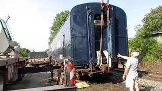 Rapido's Real Train Car Restoration: 1