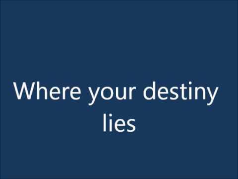 Dean Fujioka - History Maker -lyrics