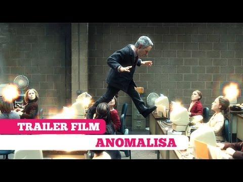 Trailer Film: Anomalisa -- Jennifer Jason Leigh, David Thewlis