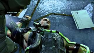 Batman: Arkham Origins - Bane Battle (Second Encounter)