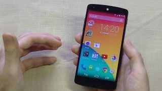 Google Nexus 5. Мой опыт использования
