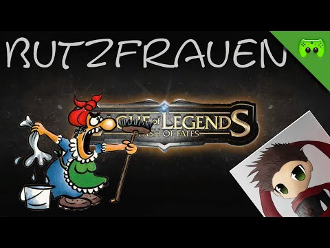 League of Legends # 406 - Troll the Meta mit Hand of Blood