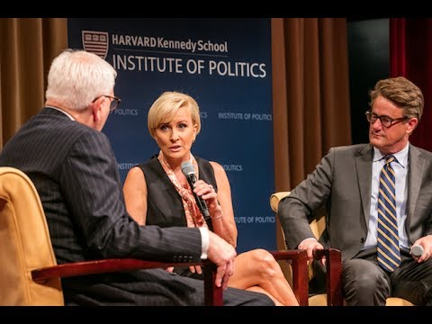 Highlights: Joe and Mika with IOP in D.C.