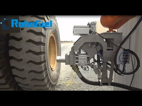 Mining Technology - Robofuel - Automated Robotic Refuelling