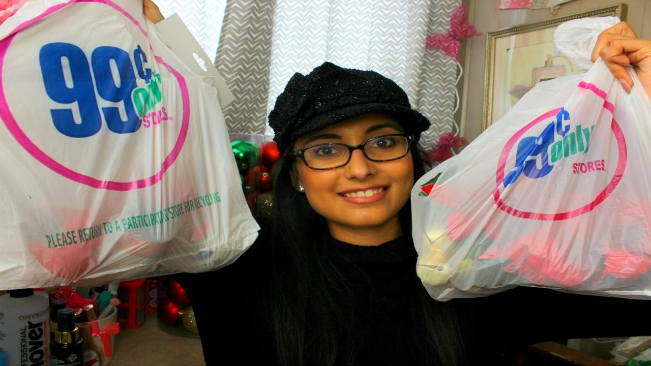 Dollar Tree & 99 Cent Only Store Christmas Haul! - YouTube