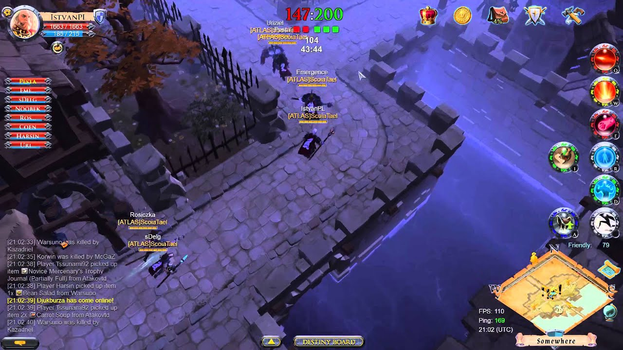 Albion Online Cb Www Albion Online Pl Dec 10th 2 City Fight