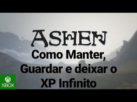 Ashen  -  (Dica e Tutorial)  -  como não perder seu XP e deixar Infinito thumbnail