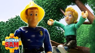 Cadet Catastrophe | Fireman Sam US | Pontypandy Heroes | Stop Motion Play