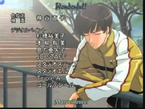 the prince of tennis wonderful days  n-n /kawaii