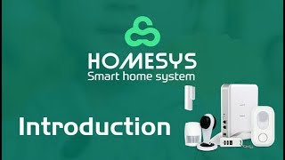 HomeSys smart home system