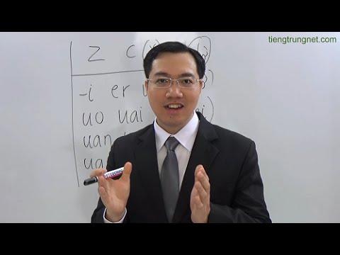 Bí kíp phát âm chuẩn Thanh mẫu và Vận mẫu Tiếng Trung Part 3